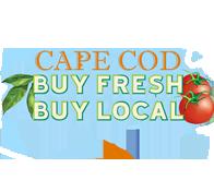 Cape cod buy fresh logo