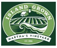 Island Grown logo
